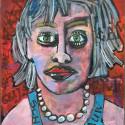 Hinke 50 x 60 cm acryl/paneel